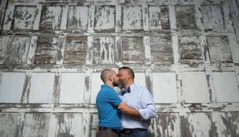 UPDATED: I Took Photographs of Two Dudes Kissing, and It Was Beautiful