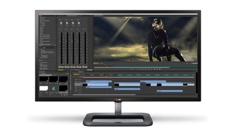 LG to Debut 4K Monitors in the US at New York's Photo Plus Expo