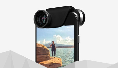 Olloclip Announces New 4-in-1 Lens for iPhone 6 and 6 Plus