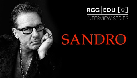 RGG EDU Interview with Sandro Miller | Priceless Advice From A Photography Master