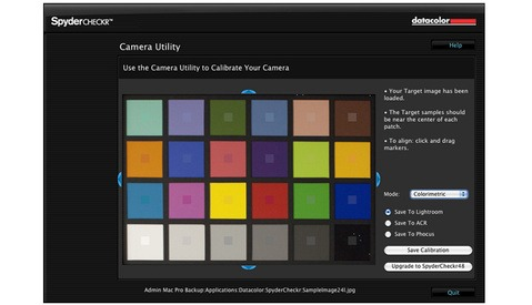 The New Datacolor SpyderCHECKR 24: Camera Color Correction for Photo and Video
