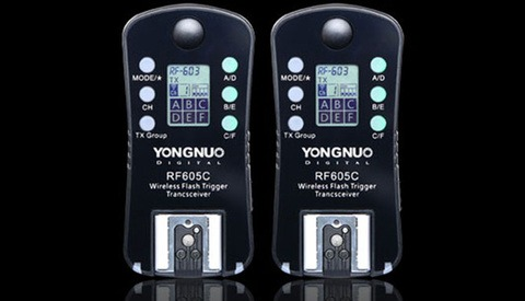 New Yongnuo Triggers Coming Soon!