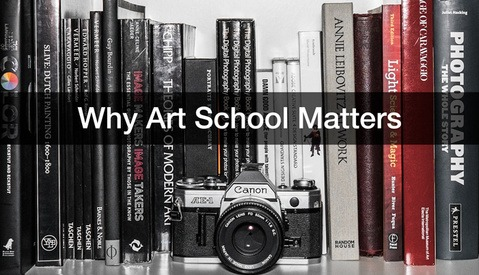 In Defense of Art School Graduates