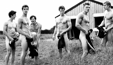 NSFW: Warwick Men's Rowing Team Gets Naked To Fight Homophobia
