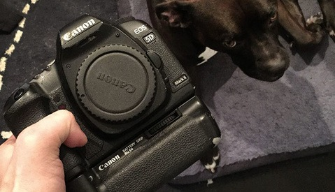 UPDATED: I Am Giving Away My Canon 5D Mk2 To You...How You Can Help Others