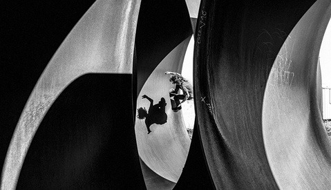 Skateboarding as Art - An Interview With Fred Mortagne