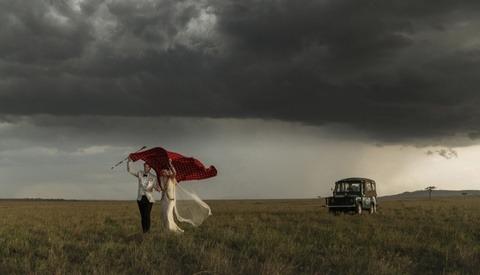 Jonas Peterson Discusses his Astonishing Wedding Photos From Kenya
