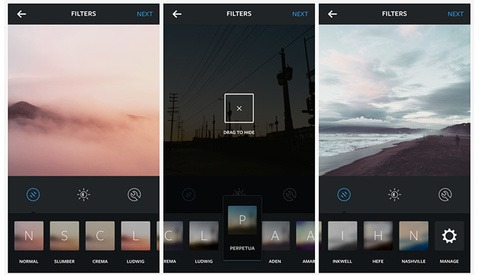 Why Instagram's Update with Five New Filters Gives Me Hope