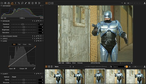 Building the House of Capture One Version 8 - Imaging Software Evolution