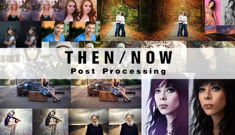 20 Photographers Growth in Post-Processing