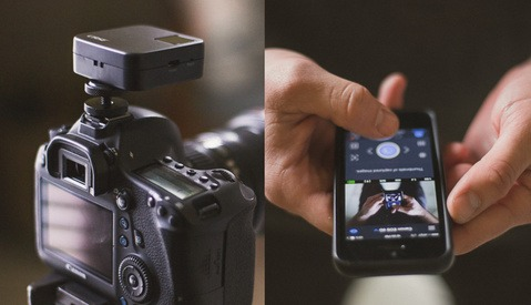 Control Your DSLR Wirelessly Through a Smartphone - Fstoppers Reviews the CASE Remote