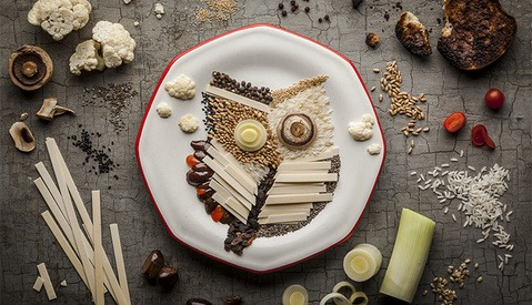 Photographer Agustín Nieto and Stylist Anna Keville Joyce Play With Their Food