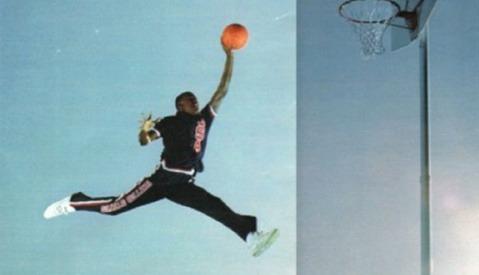 Photographer Claims Nike 'Jumpman' Logo Stolen from His Photo of Michael Jordan