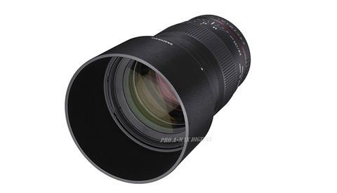 New Samyang 135mm F2 Spotted On Ebay!