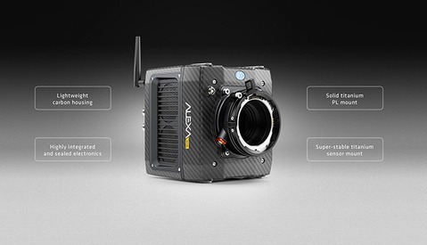 Arri Announces the Alexa Mini - 4K, Lightweight, Compact, Probably Not Affordable