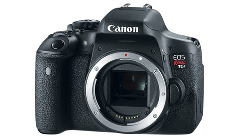 Canon Announces Updated Rebel Digital Cameras | T6s & T6i