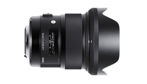 Pricing for Sigma 24mm f/1.4 DG HSM Art Lens Released: $849 - Now Available for Pre-Order