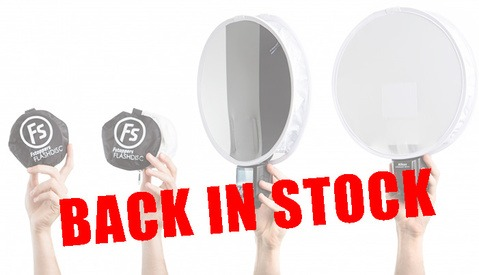 The Fstoppers Flash Disc Light Modifier Is Back In Stock