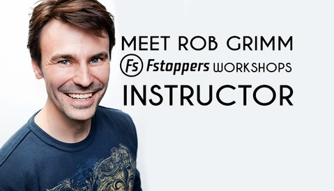 Meet Rob Grimm | Food & Beverage Fstoppers Workshop Instructor