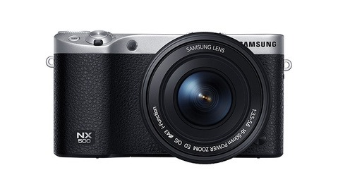 Samsung Announces the NX500 - a 4K Mirrorless System with a Lot of Punch