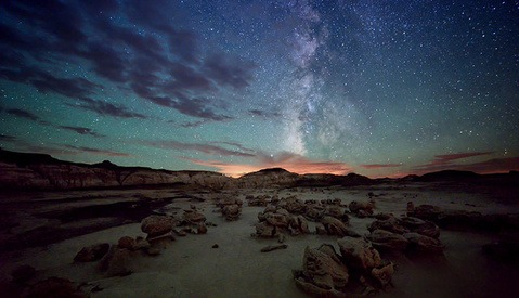 New Mexico Night Skies Shows Us the Beauty in Our Stars