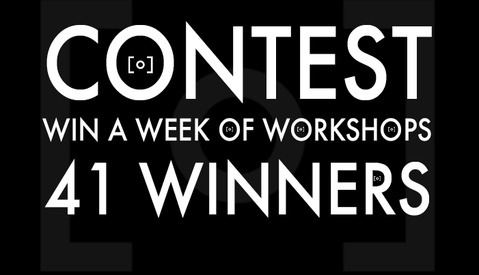 CONTEST WEEK | WIN An All Access Pass To The Fstoppers Workshops + 40 Other Prizes From RGG EDU