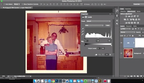 How to Quickly Correct Color in Old Photos with Matt Kloskowski