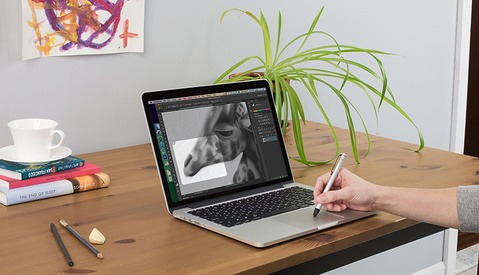 Inklet App for Mac Turns Apple's New Force Touch Trackpads Into Your Next Portable Pen Tablet