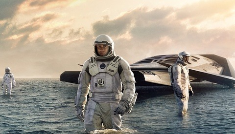 Watch How the 4,000 Foot Wave from 'Interstellar' was Created