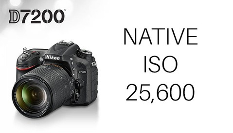 Nikon D7200 Quadruples Low-Light Capabilities with Native ISO 25,600