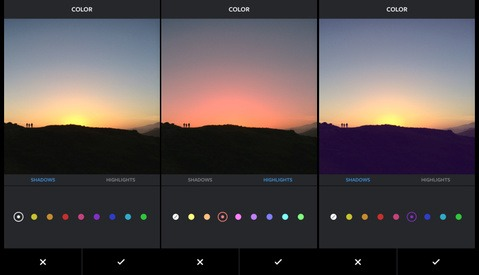Instagram Adds New Color and Fade Controls