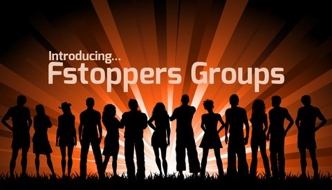 The Fstoppers Discussion Groups Are Now Live!