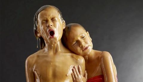 Photographer Blake Little 'Preserves' Models in Honey [NSFW]