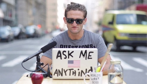 How Casey Neistat is Reinventing Filmmaking with Daily Vlogs on YouTube