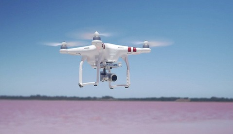 DJI Phantom 3: Capture 4K Aerial Footage Easier Than Ever Before