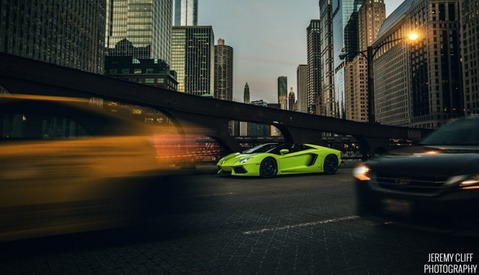 Becoming a Professional Automotive Photographer
