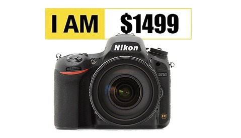 It's Back! The Nikon D750 is Once Again 35% Off