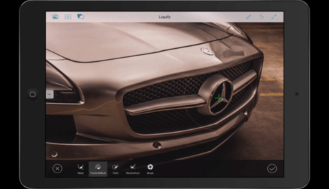 Sneak Peek of Adobe Mobile Retouching Capabilities