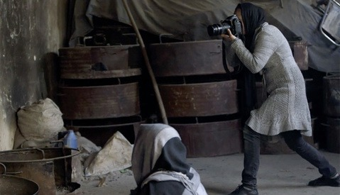 Frame by Frame - Documenting Afghanistan's Photojournalists