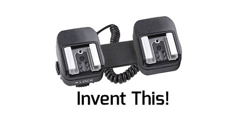 Could This Be The Best Dual Hotshoe Flash Bracket For Pocket Wizard Users?