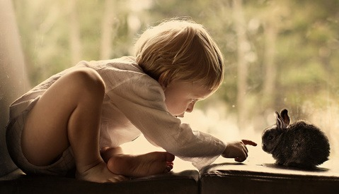 Mother and Photographer Elena Shumilova Shares Tips on Photographing Your Kids