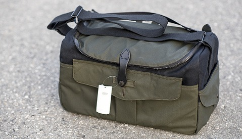 Filson's McCurry Sportsman Bag: A Most Thorough Review and How It Did Me the Biggest Favor in the World