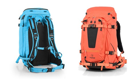 F-Stop Gear Announces an Updated Line of Mountain Series Camera Backpacks