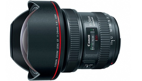Fstoppers Reviews the Canon 11-24mm f/4 L