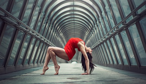 Jaw-Dropping Dance Portraits Created by Combining Talent with a Hobby