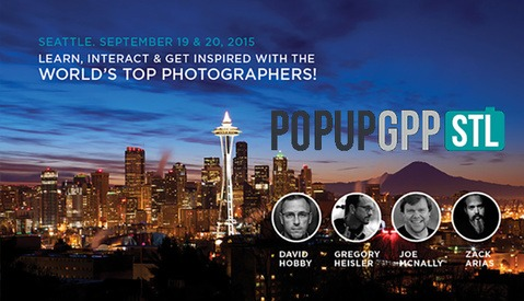 Win A Free Photography Trip to PopUP GPP in Seattle