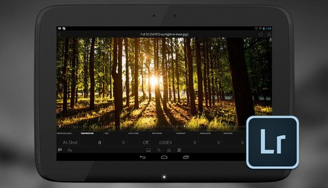 Adobe Lightroom on Android Receives Update, Adds Copy and Paste for Image Adjustments and New Crop Tool