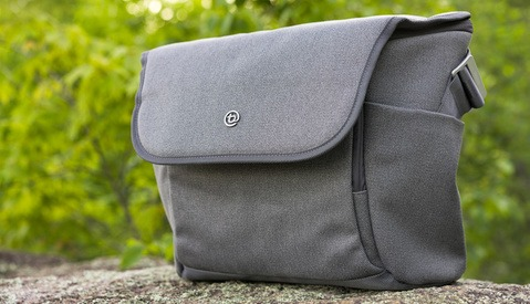 The Booq Python Catch Is a Midsize Shoulder Bag Worth Checking Out