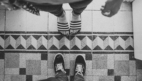 Is It the Shoes? Top Wedding Photographers Let Us Peer into Their Soles