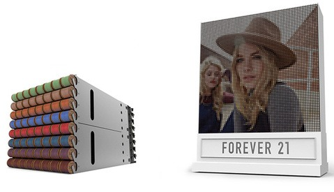 Forever 21 Will Rebuild Any Instagram Image With Spools of Thread For Free